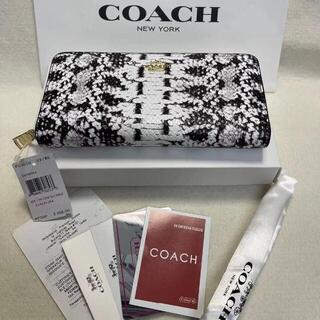 COACH - COACH 新品未使用 coach コーチ 長財布 F53659