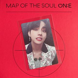 ボウダンショウネンダン(防弾少年団(BTS))のBTS MAP OF THE SOUL ON:E トレカ テヒョン(アイドルグッズ)