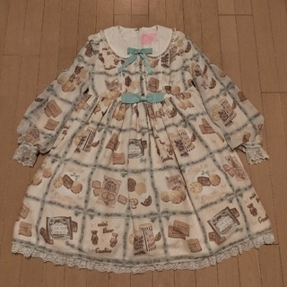 Angelic Pretty - Cream Cookie Collection