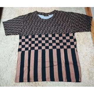 FENDI - FENDI ズッカ柄半袖Tシャツ