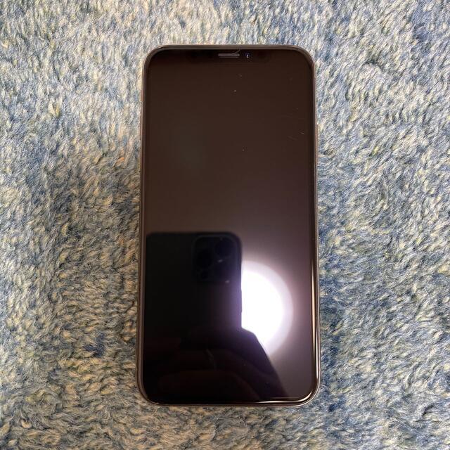 Apple(アップル)のiPhoneXS 64gb simフリー 美品 本体のみ スマホ/家電/カメラのスマートフォン/携帯電話(スマートフォン本体)の商品写真