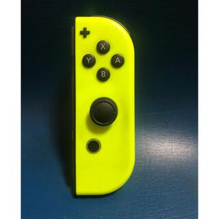 Nintendo Switch - Joy-Con(R) 純正(ストラップ付き)