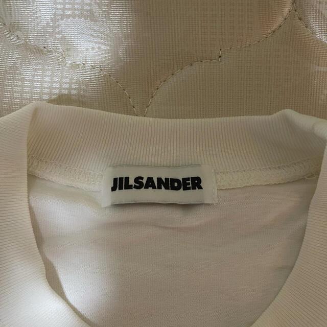 Jil Sander(ジルサンダー)のJIL SANDER CLASSIC LOGO ジル サンダー Tシャツ M メンズのトップス(Tシャツ/カットソー(半袖/袖なし))の商品写真
