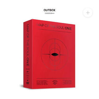 ボウダンショウネンダン(防弾少年団(BTS))のBTS MAP OF THE SOUL ON:E DVD(アイドル)