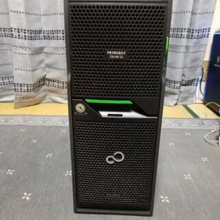 フジツウ(富士通)のゲーミングpcセット(デスクトップ型PC)