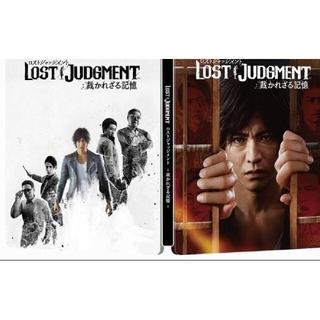 LOST JUDGMENT GEO 非売品 限定 特典 スチールブック