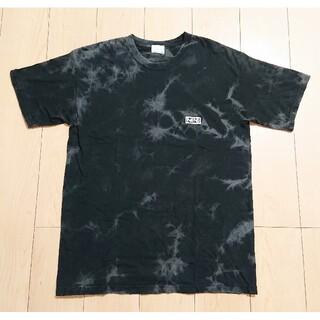 ナンバーナイン(NUMBER (N)INE)のLL 良品 NUMBER NINE タイダイ染め ブリーチ加工 Tシャツ 半袖(Tシャツ/カットソー(半袖/袖なし))