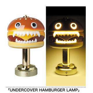 UNDERCOVER - UNDERCOVER HAMBURGER LAMP