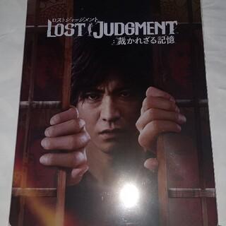PlayStation4 - ロストジャッジメント 特典スチールブック