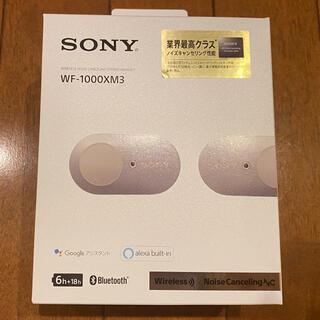 SONY - SONY WF-1000XM3( 未使用 )