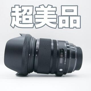 SIGMA - 【超美品】【送料込み】SIGMA 24-105mm F4 DG OS HSM
