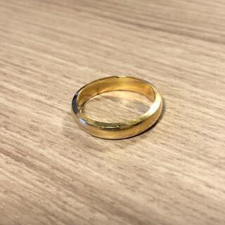 リング 指輪 K18 ①