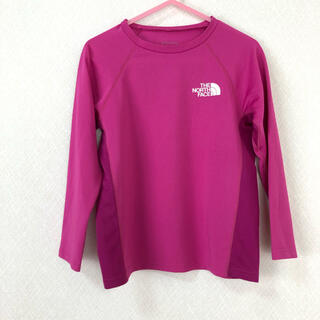 THE NORTH FACE - THE NORTH FACE ノースフェイス ロンT トップス 長袖 110