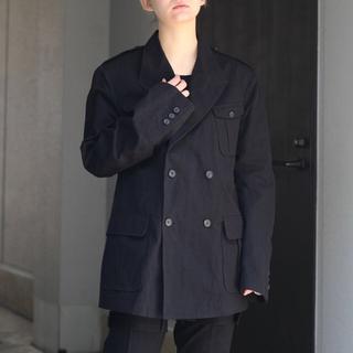 Yohji Yamamoto - 【定価85800円】SOSHIOTSUKI ダブルジャケット