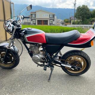 ホンダ - エイプ50 車体