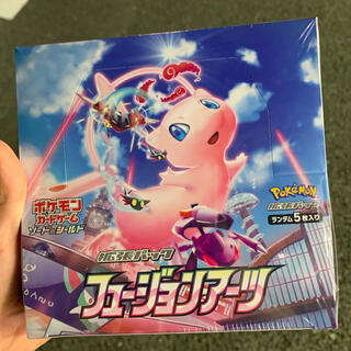 ポケモン - ポケモンカード フュージョンアーツ1 BOX  シュリンク付き