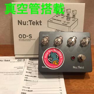 【未使用】Nu:Tekt OD-S オーバードライブ(エフェクター)
