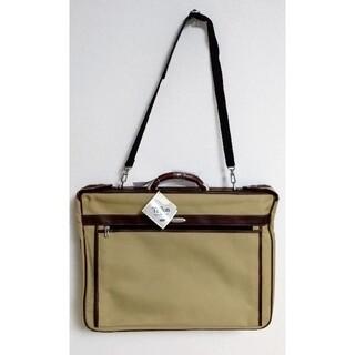 新品未使用ハーディーエイミスガーメントケースバッグスーツ収納移動持ち運び出張海外(トラベルバッグ/スーツケース)