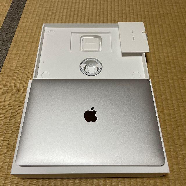 Mac (Apple)(マック)のMacBook Air 2020 13インチ M1 8GB/512GB 美品 スマホ/家電/カメラのPC/タブレット(ノートPC)の商品写真