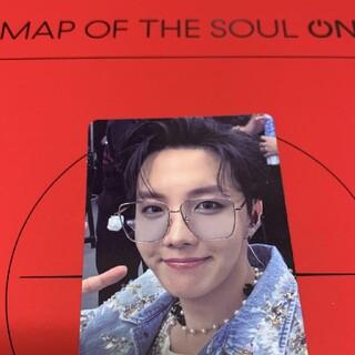 BTS MAP OF THE SOUL ON:E  J-HOPEトレカ