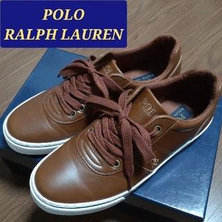 ポロラルフローレン(POLO RALPH LAUREN)のPOLO RALPH LAUREN ポロ ラルフローレン スニーカー 24(スニーカー)