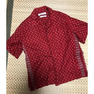 レミレリーフ(REMI RELIEF)のREMI RELIEF(レミリリーフ)オープンカラー半袖シャツ(シャツ)