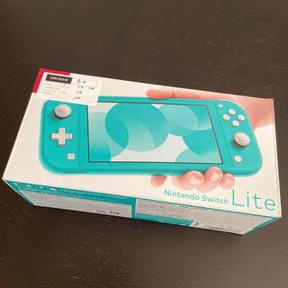 任天堂 - Nintendo Switch  Lite ターコイズ