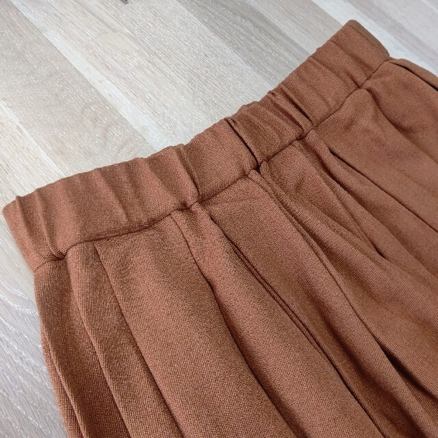 IENA(イエナ)の【最終価格】IENA ANASTASIA ランダムタックスカート レディースのスカート(ロングスカート)の商品写真