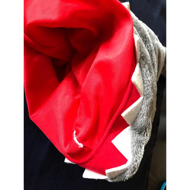 USJ(ユニバーサルスタジオジャパン)のUSJ  ジョーズ 被り物  エンタメ/ホビーのおもちゃ/ぬいぐるみ(キャラクターグッズ)の商品写真
