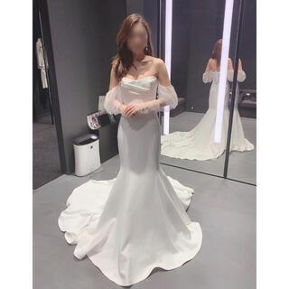 ヴェラウォン(Vera Wang)のvera wang ava ヴェラウォン アヴァ US2(ウェディングドレス)