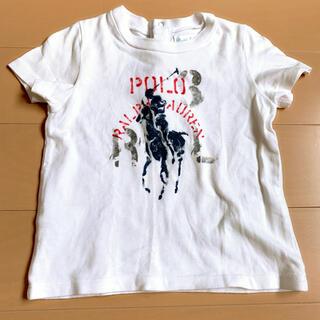 ポロラルフローレン(POLO RALPH LAUREN)のTシャツ ポロラルフローレン 80 ベビー(Tシャツ)