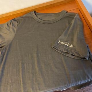 patagonia - 山と道 メリノウール リッジマウンテンギヤ Tシャツ