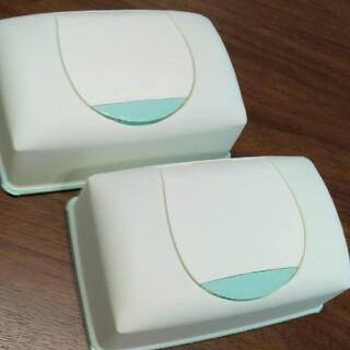 ユニチャーム(Unicharm)のシルコット ケースのみ 2個(日用品/生活雑貨)