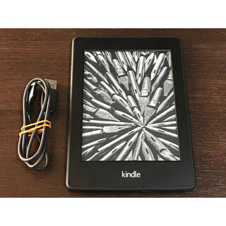 【中古】Kindle Paperwhite (第6世代) Wi-Fi