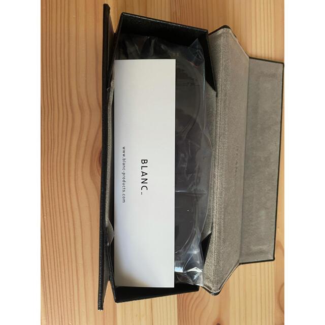 UNITED ARROWS(ユナイテッドアローズ)のBLANC.サングラス B0013 gry/brn レディースのファッション小物(サングラス/メガネ)の商品写真