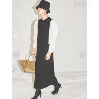 Mila Owen - Mila Owen♡ 布帛スリーブドッキングデザインワンピース