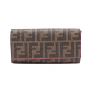 フェンディ(FENDI)のフェンディ FENDI 長財布    レディース(財布)