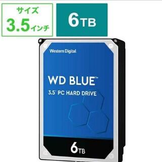WESTERN DIGITAL 内蔵HDD [3.5インチ/6TB