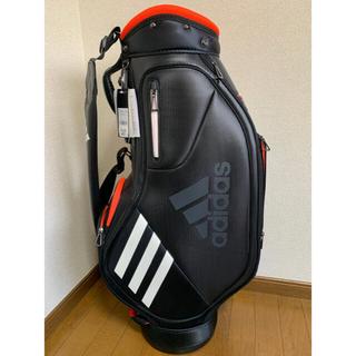 アディダス(adidas)の【新品 未使用】adidas ゴルフバック キャディバッグ(バッグ)