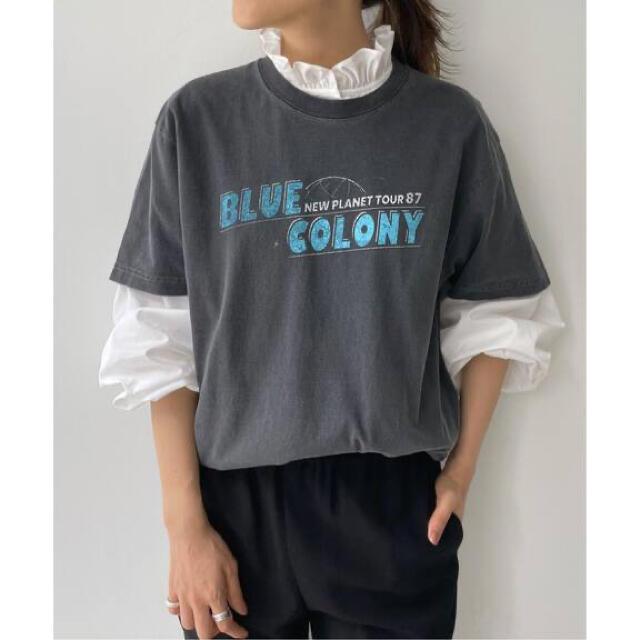 L'Appartement DEUXIEME CLASSE(アパルトモンドゥーズィエムクラス)の【GOOD ROCK SPEED/グッドロックスピード】Rock Tsh 新品 レディースのトップス(Tシャツ(半袖/袖なし))の商品写真