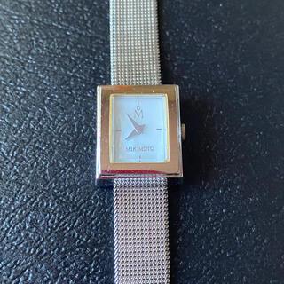 MIKIMOTO - MIKIMOTO ミキモトレディース腕時計