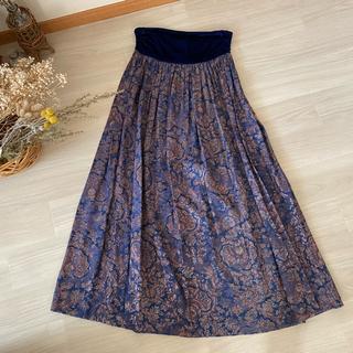 Lochie - 〈vintage〉スカート/古着スカート/ロングスカート