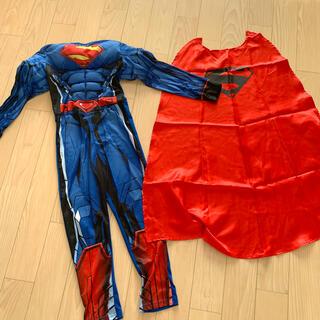H&H - H&M ハロウィン スーパーマン 仮装 コスチューム