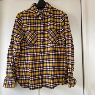 ロデオクラウンズワイドボウル(RODEO CROWNS WIDE BOWL)のロデオクラウンズ チェックネルシャツ(シャツ/ブラウス(長袖/七分))