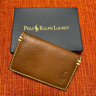 ポロラルフローレン(POLO RALPH LAUREN)のポロ ラルフローレン 定期・カード入れ(名刺入れ/定期入れ)