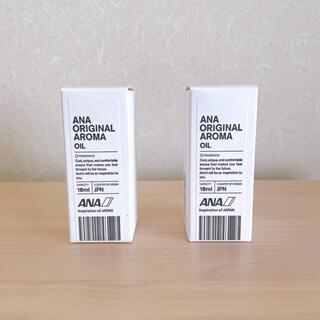 ANA(全日本空輸) - 全日空 ANAオリジナル アロマオイル 10ml × 2本