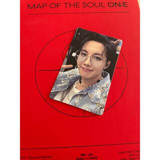 防弾少年団(BTS) - BTS MAP OF THE SOUL ON:E  ホソク