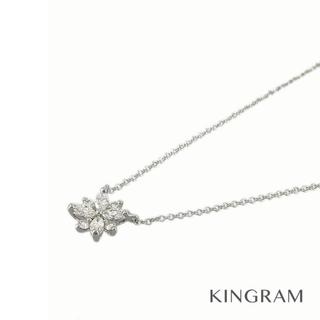 ティファニー(Tiffany & Co.)のティファニー ビクトリアクラスター  ネックレス(ネックレス)