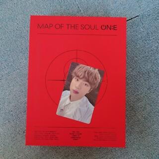 防弾少年団(BTS) - MAP OF THE SOUL ON:E DVD トレカ ジン