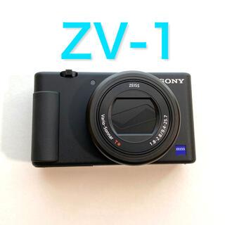 SONY - SONY VLOGCAM ZV-1 【美品・送料込】おまけ付き